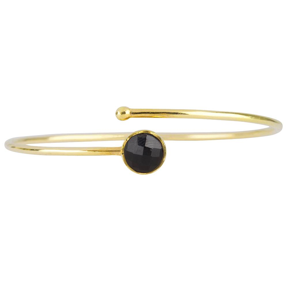 azzurro store official cuoio gold black bracciale product leather bracelet c susyo mandala nero en