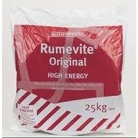 Rumevite high energie 25 kg.