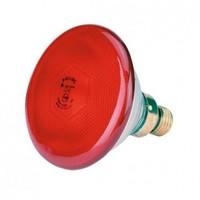 Philips Warmtelamp PAR38 175Watt rood
