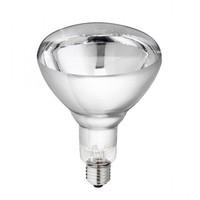 Philips Warmtelamp 150Watt Transparant Gehard