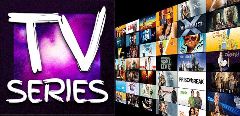Watch TV Series KODI add-on