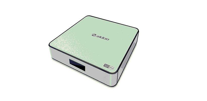 Uitgelicht: de Zidoo X6 Octa Core