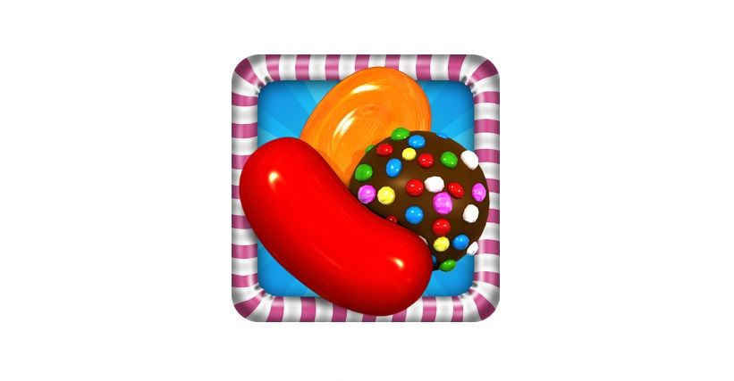 Candy Crush op je TV