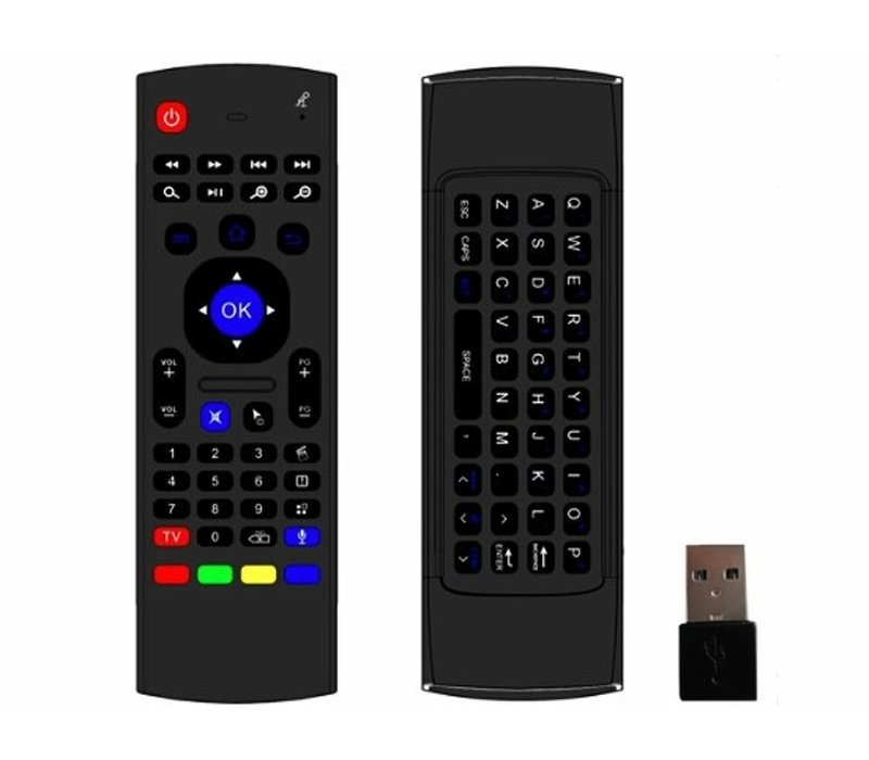 MX3 Flymouse/Keyboard