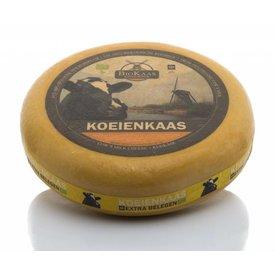 BioKaas Kinderdijk Biologische Koekaas Extra Belegen Hele Kaas