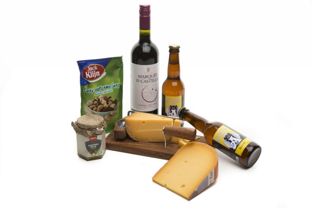 Kaas als Relatiegeschenk of Kerstpakket