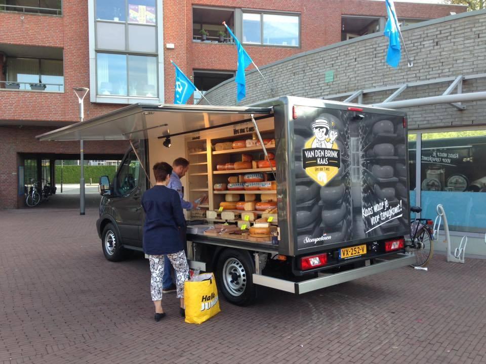"""Kaaswinkel.nl Onderdeel van """"Van Den Brink Kaas"""""""