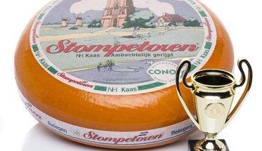 Winnaar, Lekkerste kaas van NL