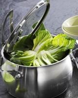 SKK Roestvrij stalen (kook)pan met glazen deksel