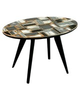 Woodliving Tafel - Cocoa small Early Winter