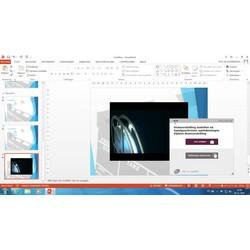 PowerPoint Cursus PowerPoint 2013 Gevorderd Online