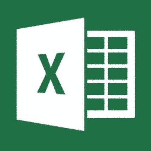 Excel cursus training Certificeringspakket MOS Excel 2013