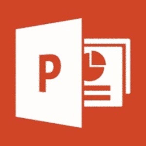 PowerPoint MOS POWERPOINT 2013 (77-422) CERTIFICERINGSPAKKET