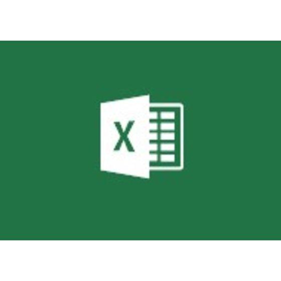 Incompany Microsoft Excel