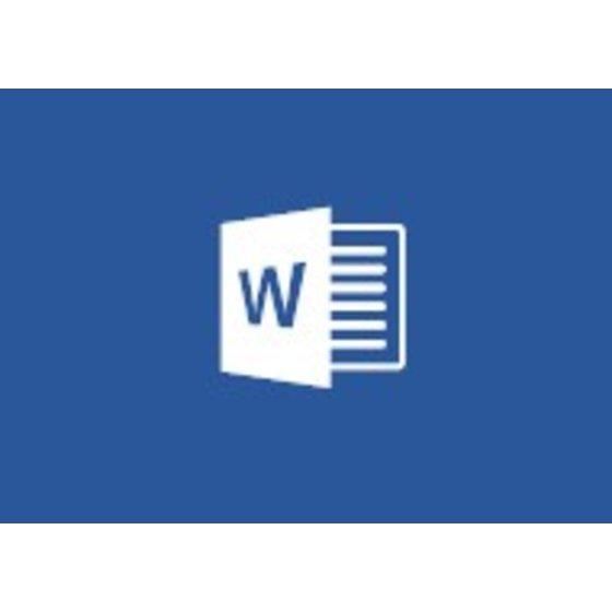 Incompany Microsoft Word