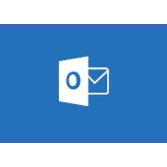 Incompany Microsoft Outlook