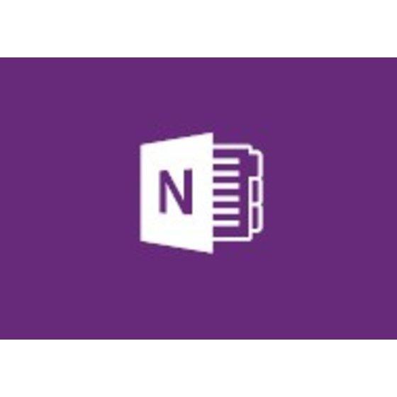 Incompany Microsoft OneNote