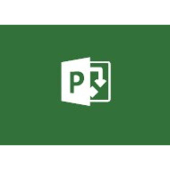 Incompany Microsoft Project