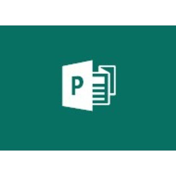 Incompany Microsoft Publisher