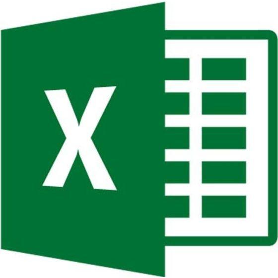 Cursus Excel 2016