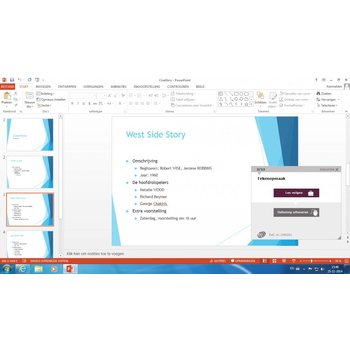 PowerPoint Online Cursus PowerPoint 2016 Basis