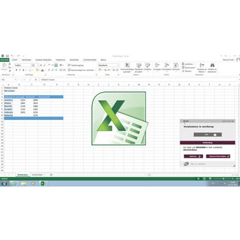 Excel Elearning Excel 2010 Basis