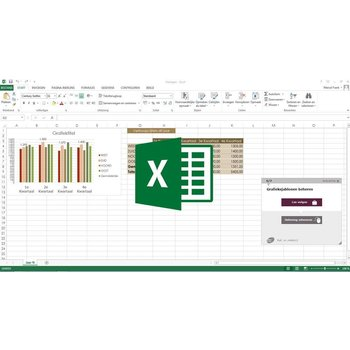 Excel E-learning Excel 2016 Basis en Gevorderd