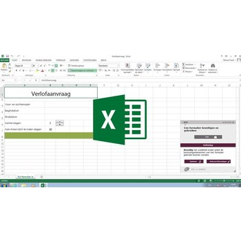 Excel E-learning Excel 2016 Basis