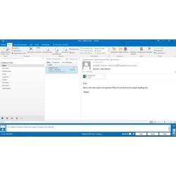 Outlook Gmetrix MOS 77-731 Outlook 2016 proefexamen