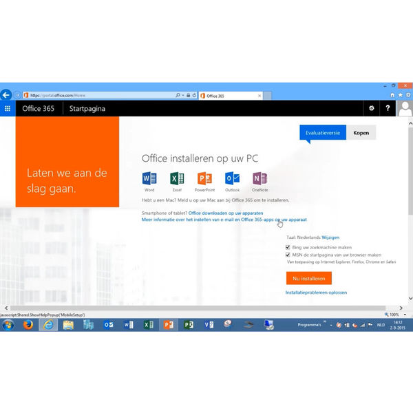 SharePoint ELEARNING SHAREPOINT 2013 CURSUS ONLINE