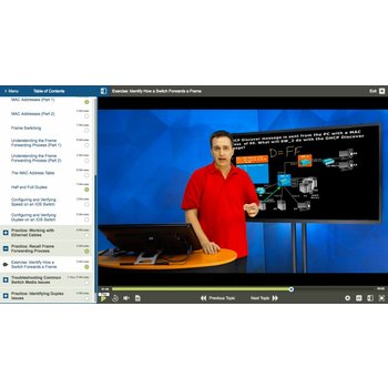 E-learning Introducing Cisco Data Center Networking (DCICN) exam (640-911)