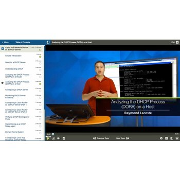 E-learning CISCO 300-101: ROUTE: CCNP Routing and Swiitching