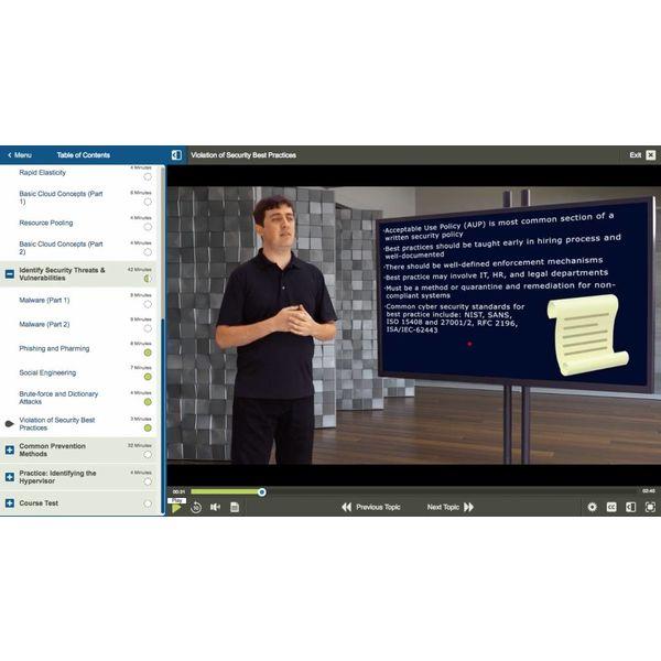 Online training CompTIA A+ (Exam 220-901)