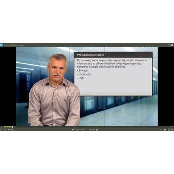 E-learning voor exam 1Y0-200 Managing Citrix XenDesktop 7 Solutions