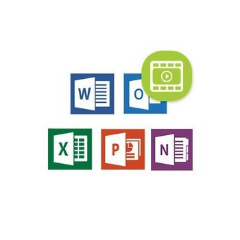 Microsoft Office Pakket Video's
