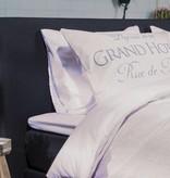 Nightlife Blue Bettwäsche Grandhotel Hellrosa