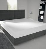 Nightlife Jersey Bettlaken / Spannbetttuch 150 gramm Weiss