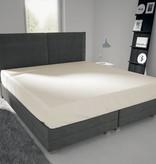 Nightlife Jersey Bettlaken / Spannbetttuch 150 gramm Ecru