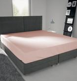 Nightlife Jersey Bettlaken / Spannbetttuch 150 gramm Hellrosa
