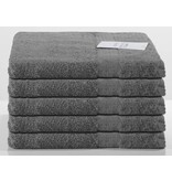 Nightlife Fresh Handtuch Dunkelgrau 5-Pack