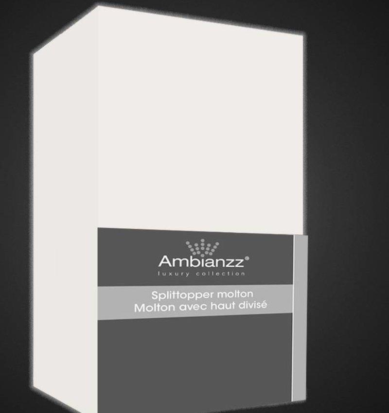 Ambianzz Molton gespalten Topper
