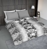 Wake-Up! Bedding Bettwäsche Rami - DE - 135x200 - 80x80 (1) mit Reissverschluss