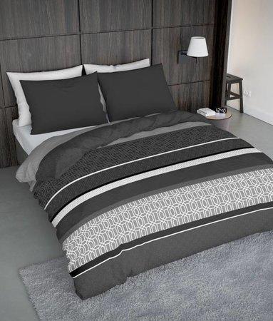 Wake-Up! Bedding Bettwäsche Bente - DE - 135x200 - 80x80 (1) mit Reissverschluss
