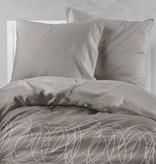 Wake-Up! Bedding Bettwäsche Swirl Braun - DE - 80x80 mit Reissverschluss