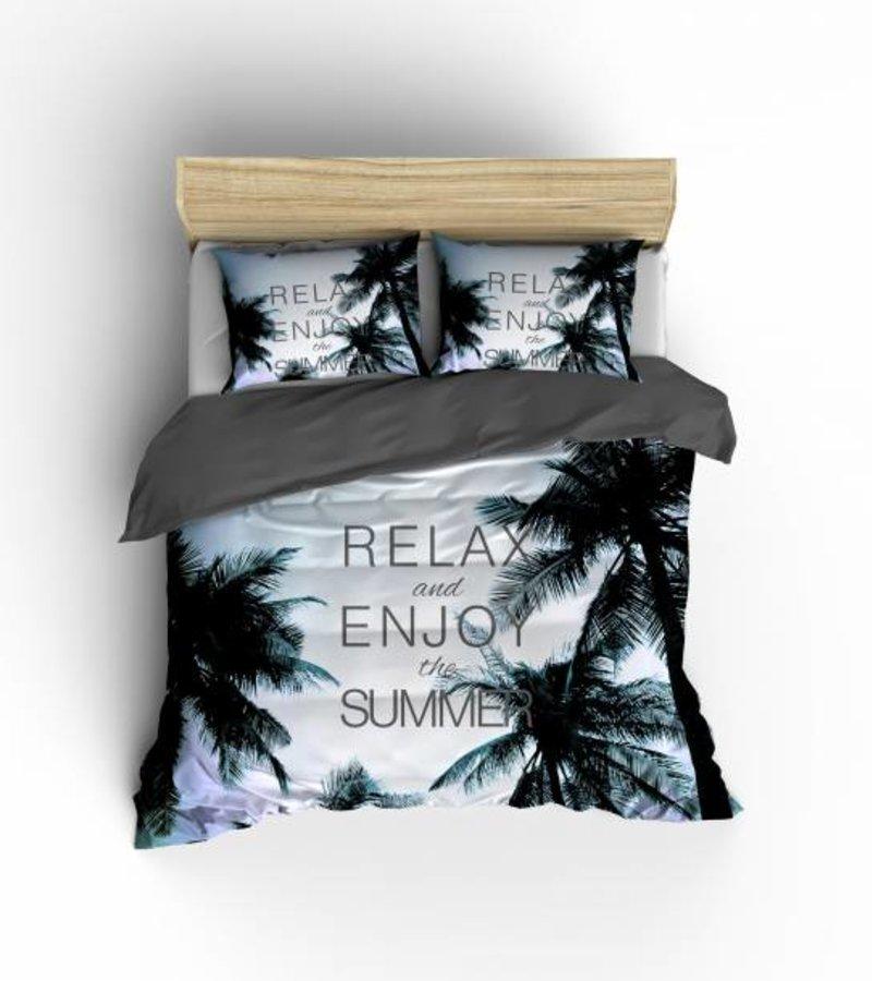 bettw sche summerjam blau eu nightlifeliving. Black Bedroom Furniture Sets. Home Design Ideas