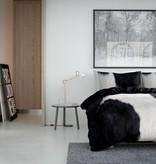 Nightlife Concept Bettwäsche Cow Schwarz - EU