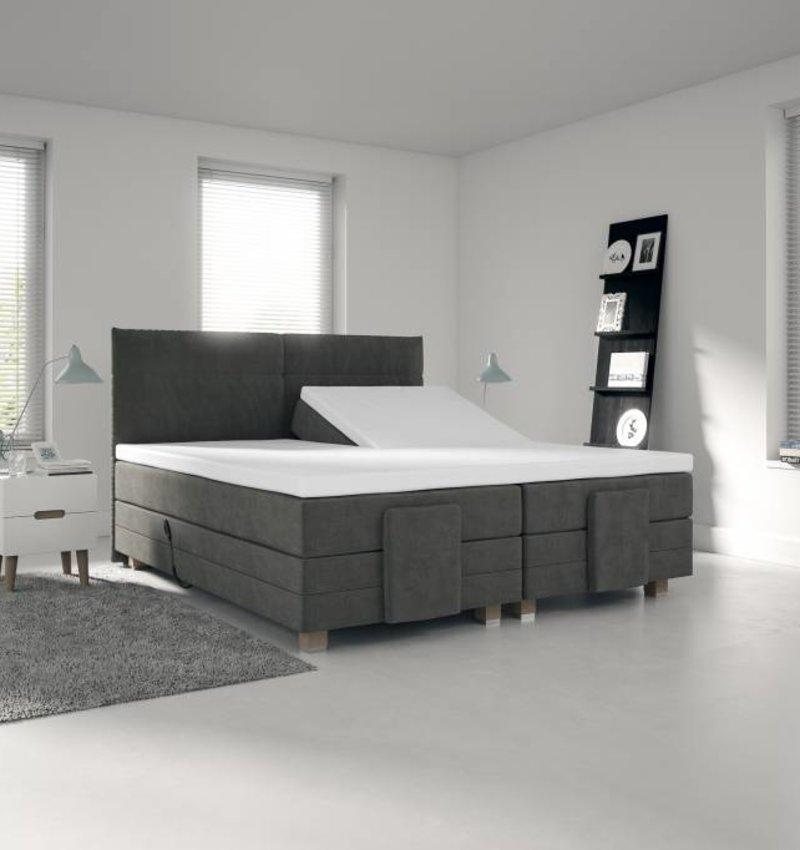 spannbettlaken fur split topper wei nightlifeliving. Black Bedroom Furniture Sets. Home Design Ideas