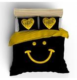 Nightlife Concept Bettwäsche Happy Smiley - DE / PL