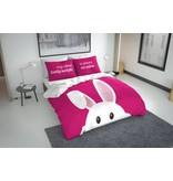 Nightlife Concept Bettwäsche Bunny Rosa - DE / PL
