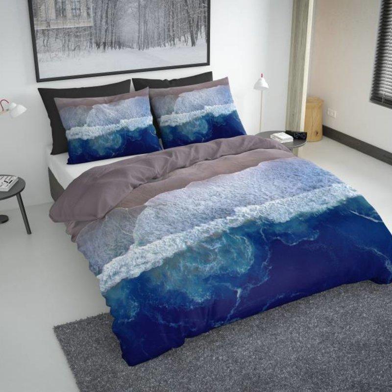 Nightlife Concept Bettwäsche Sahil Blau - EU